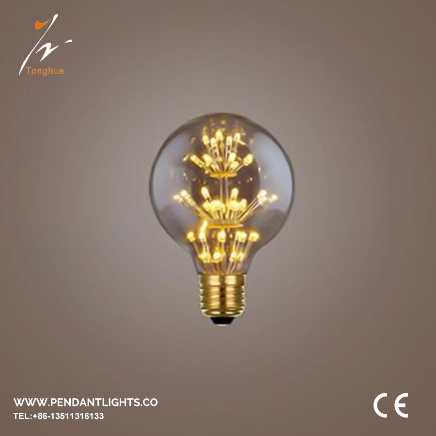LED FIREWORK BULB G95