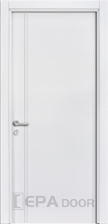 Panel Kapılar EPA 105 Dikey Çift Fuga
