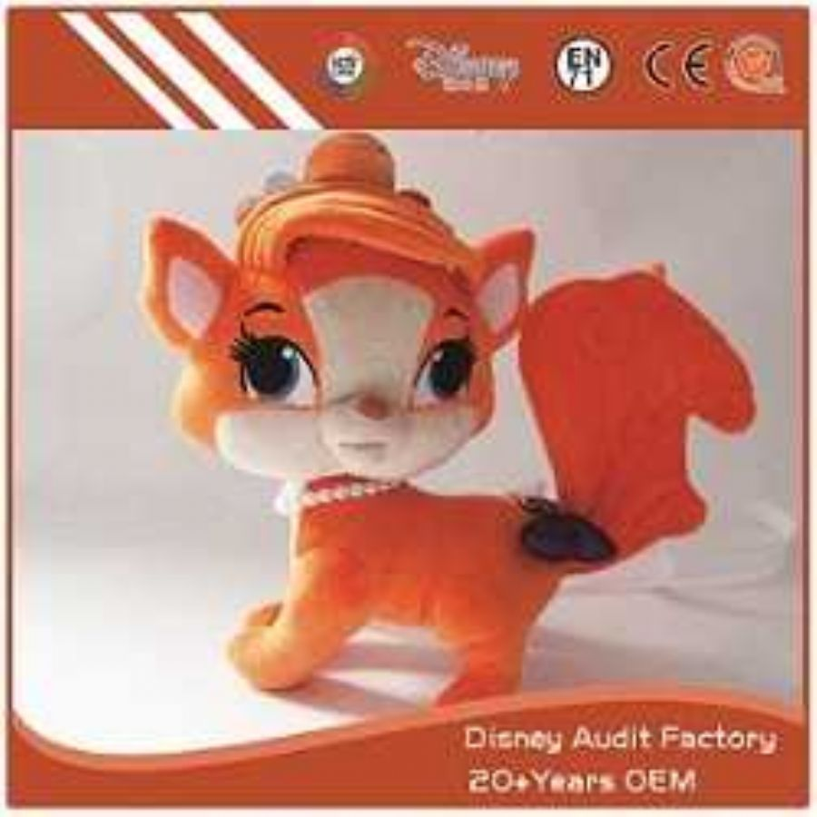 Disney Fox Stuffed A