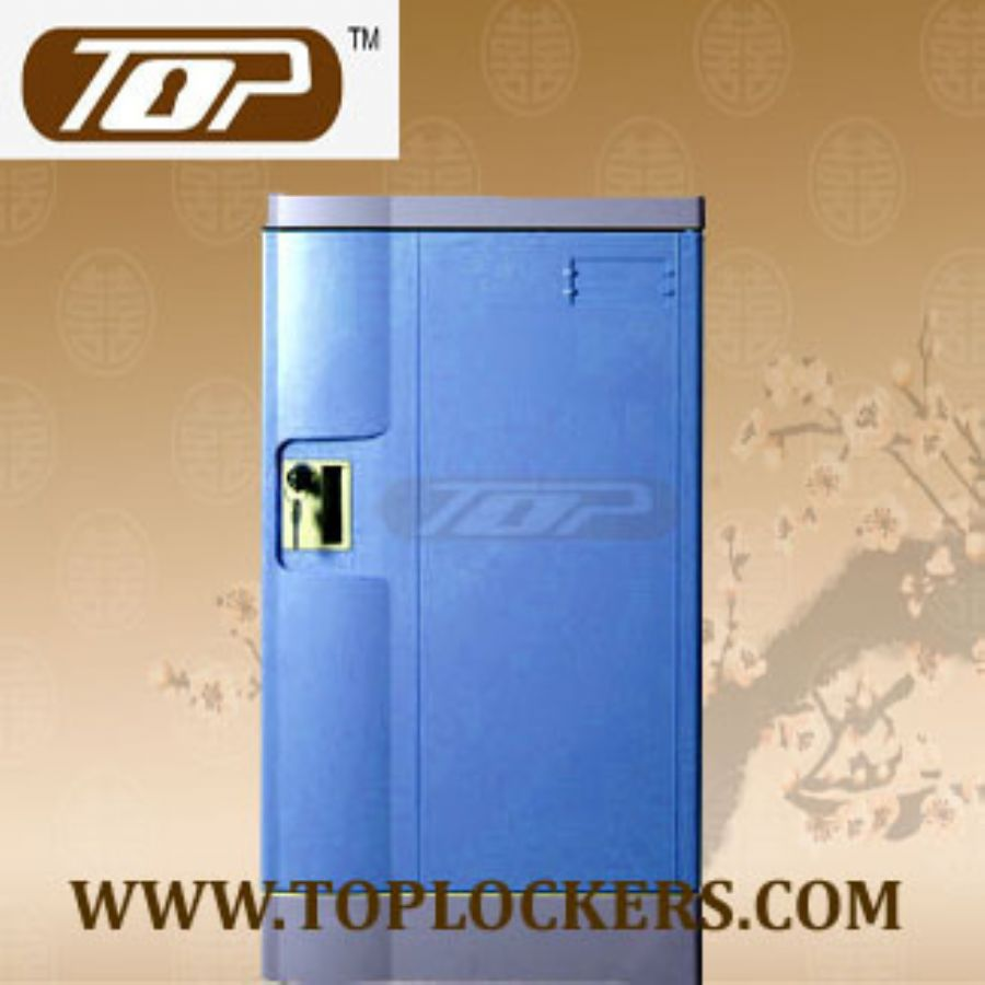 Triple Tier Storage Lockers ABS Plastic