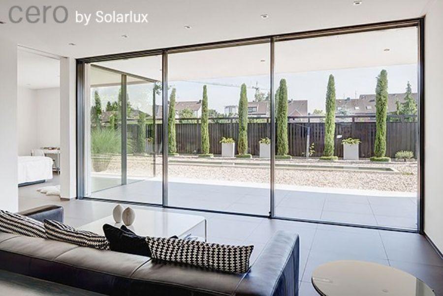Ahşap-alüminyum pencere ve kapılar