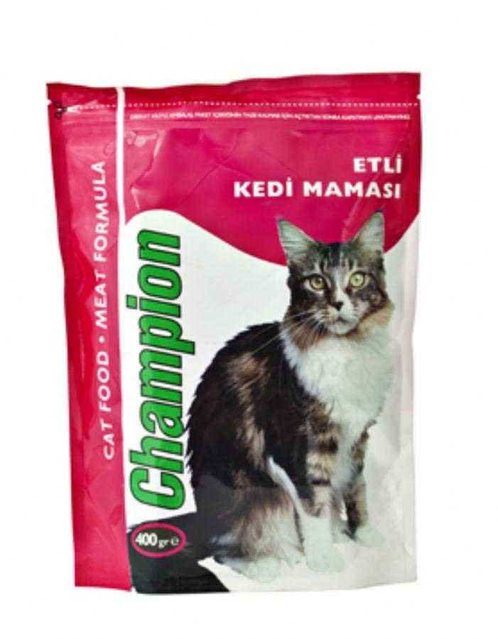 Kedi mamasi ambalajı