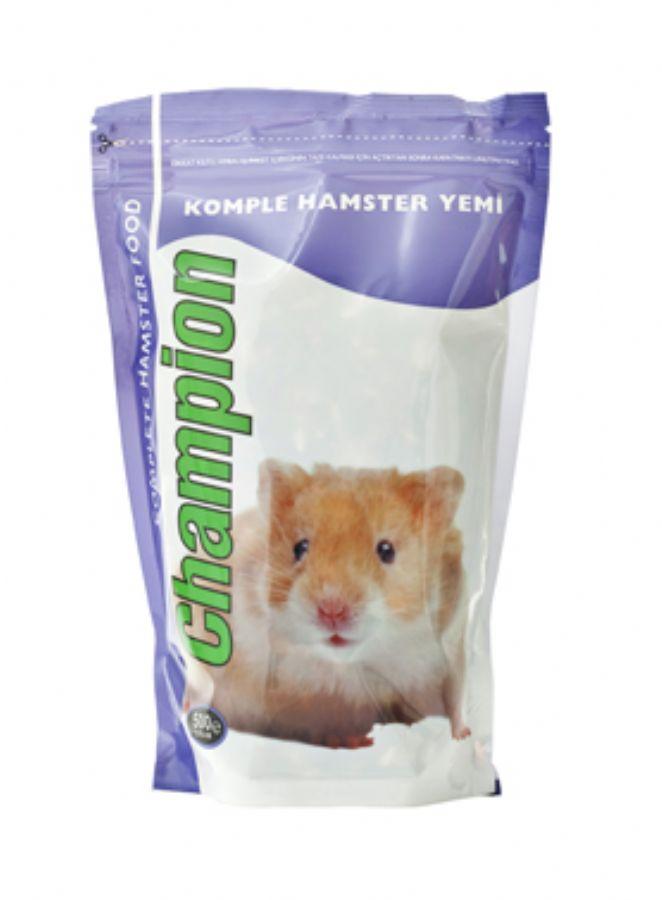 Hamster yemi ambalajı