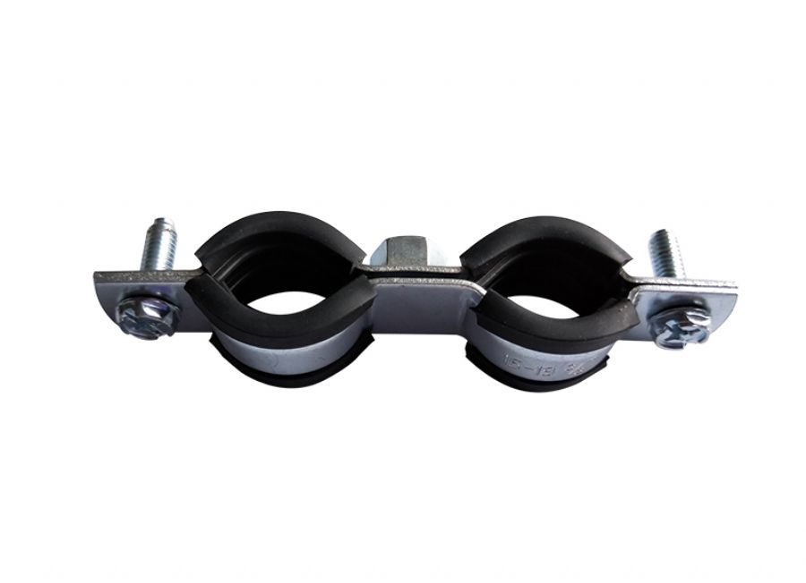 Double Pipe Clamp