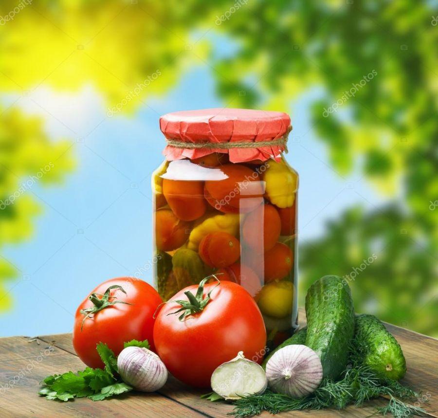 konserve gıda, konserve sebzeler