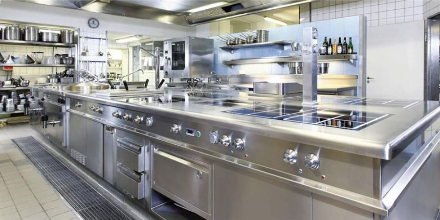 endüstriyel mutfak, gıda makineleri
