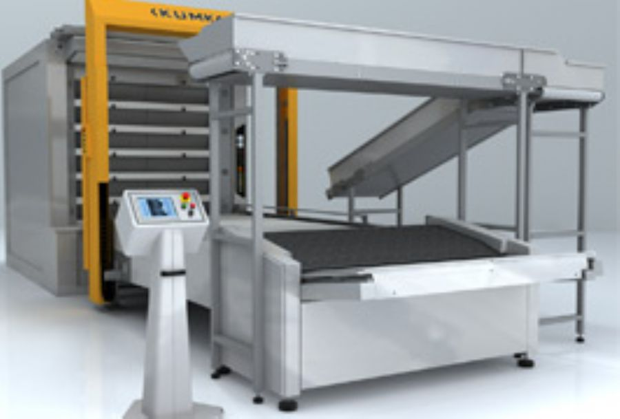 AUTOMATIC BAKING LINES INDUSTRIAL LINES THERMOIL SYSTEM