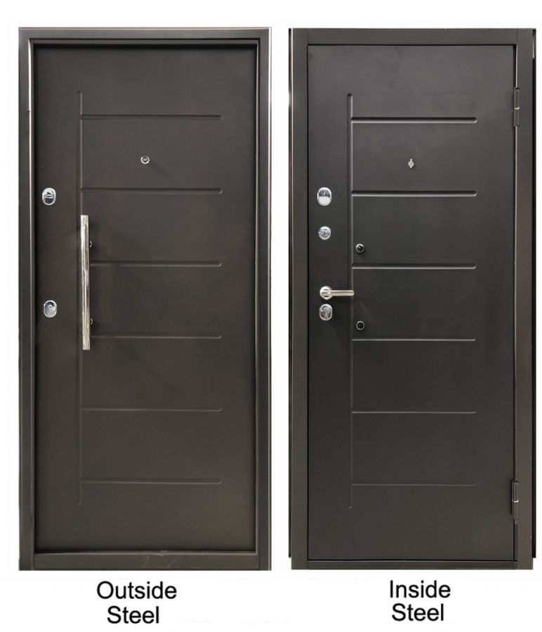 steel economic doors