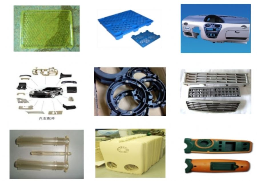 plastic injection moulds  moulded parts