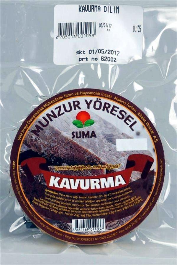 Dilim Kavurma