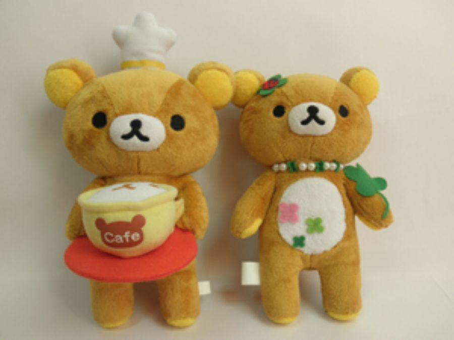 Music_Christmas_Dog_Plush_Toy_(size:H20cm)____
