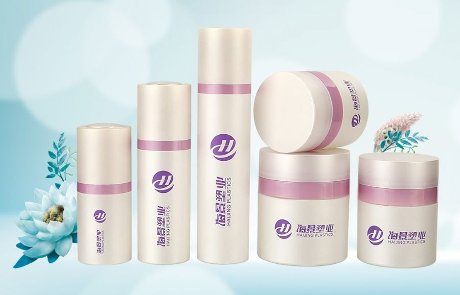 Hight-End Cosmetics Packing