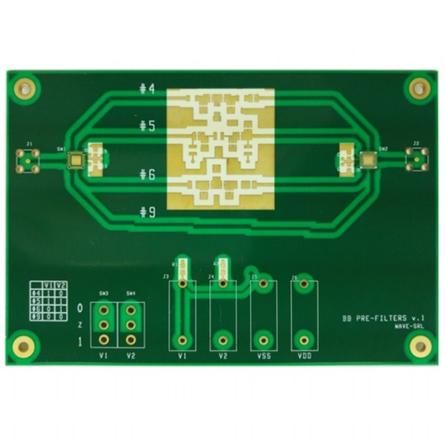 Ceramic_PCBs_Made_of_RO4000_Series_High_Frequency_Circuit_Materials