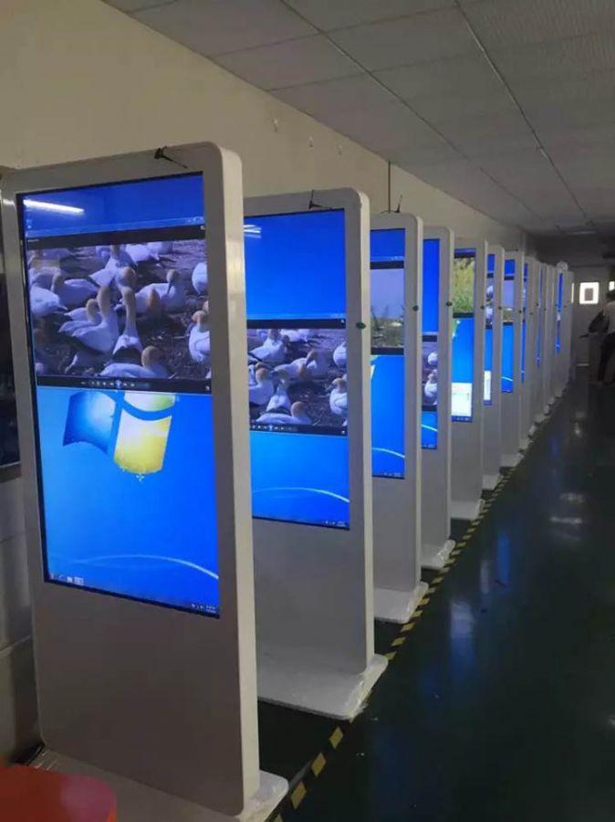 CCTV LCD monitor, In