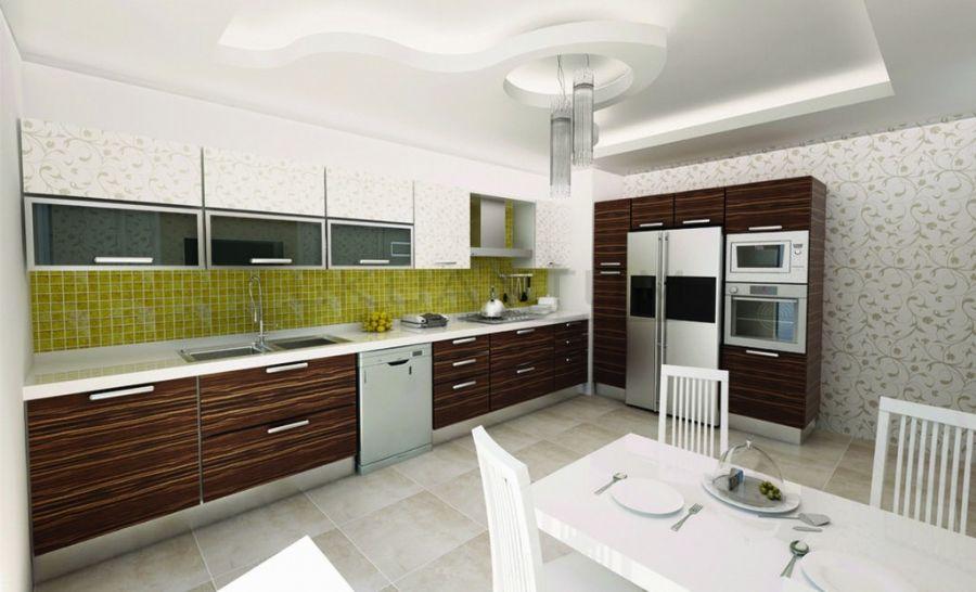 mutfak dolab� modell