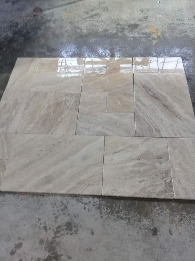 marble and travertine