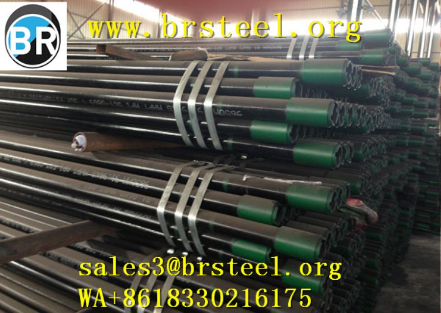 Casing pipe and Tubing Well Completion Drilling
