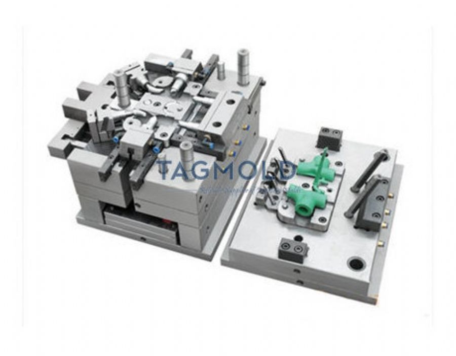 Plastic Pipe Fitting Injection Moulds