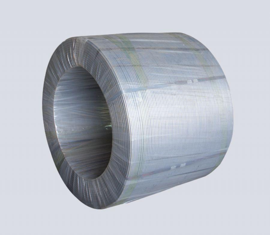 Ferro titanium cored