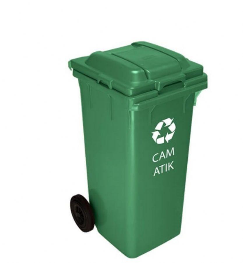 Plastik Çöp Konteynı
