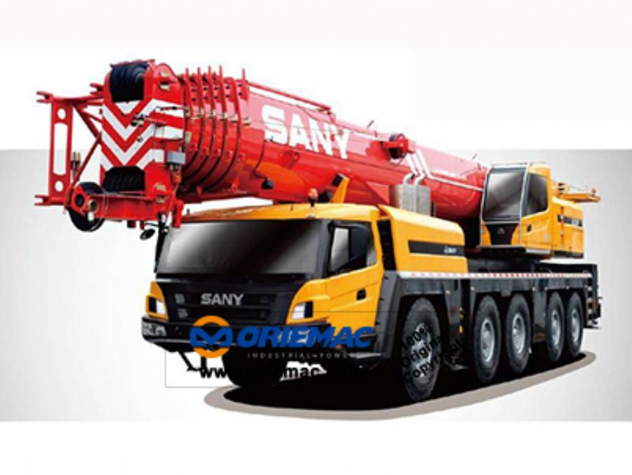 Lifting Machinery Truck Crane  350ton All Terrain Crane