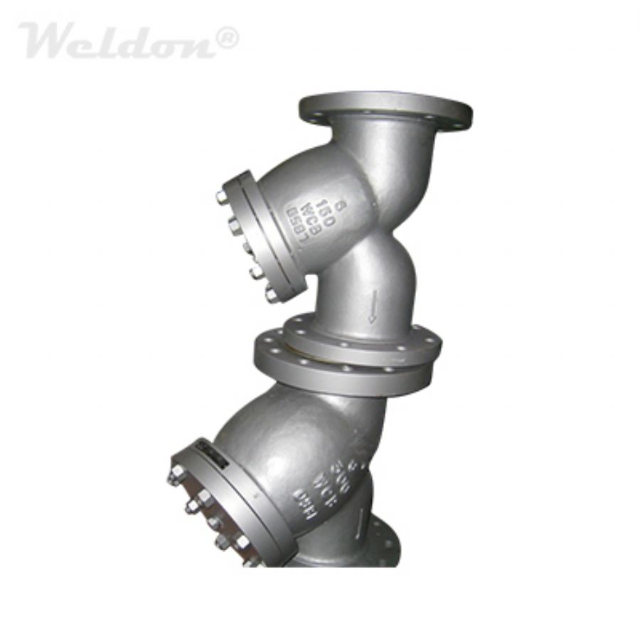 Pipe Strainer / Filter