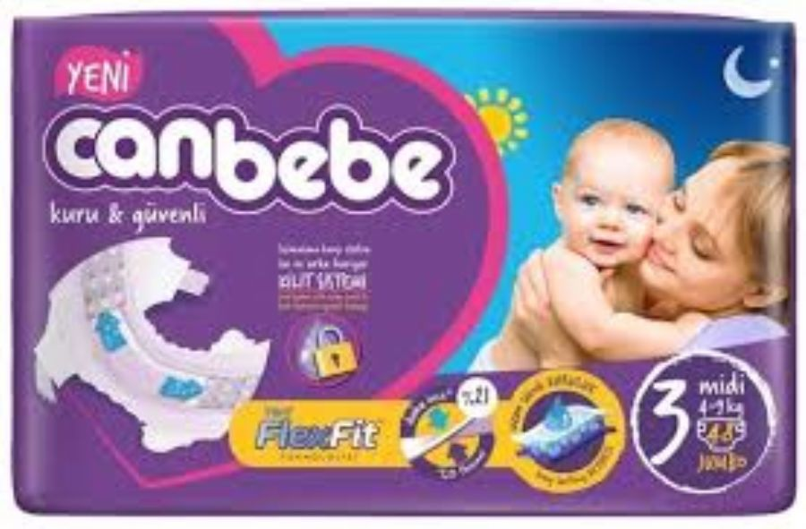 canbebe diaper