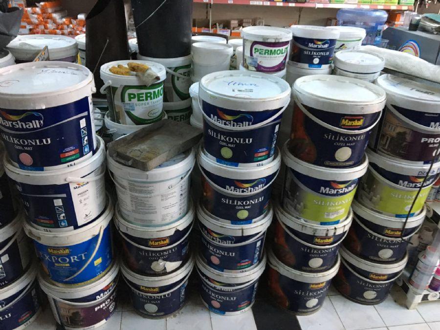 Boya Ve Yardımcı ÜrünlerBoya Malzemeleri Ve Ek Parçaları