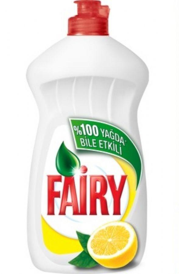 fairy liquid detergent