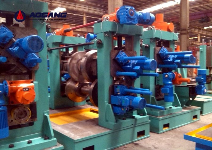 Direct Forming to Square Pipe mill/Tube mill