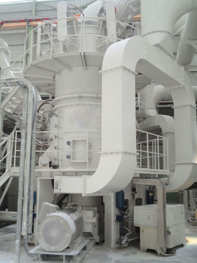 Ultra_Fine_Vertical_Roller_Mill_Plant