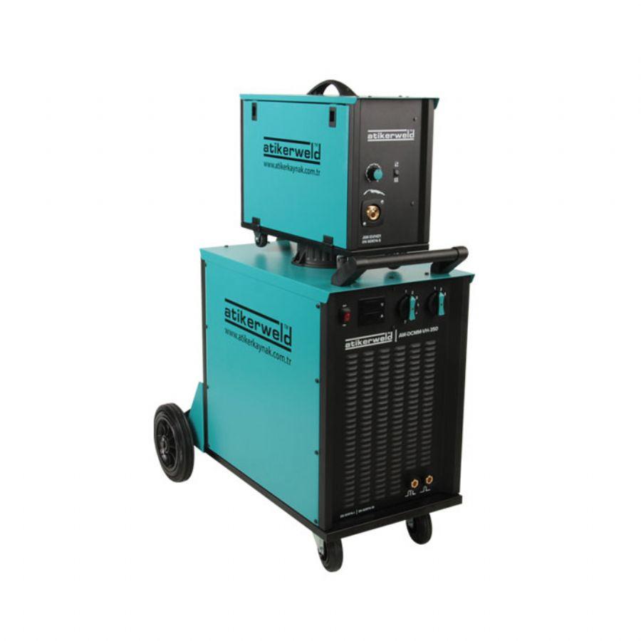 350 Amp Gaz Altı Kaynak Makinası