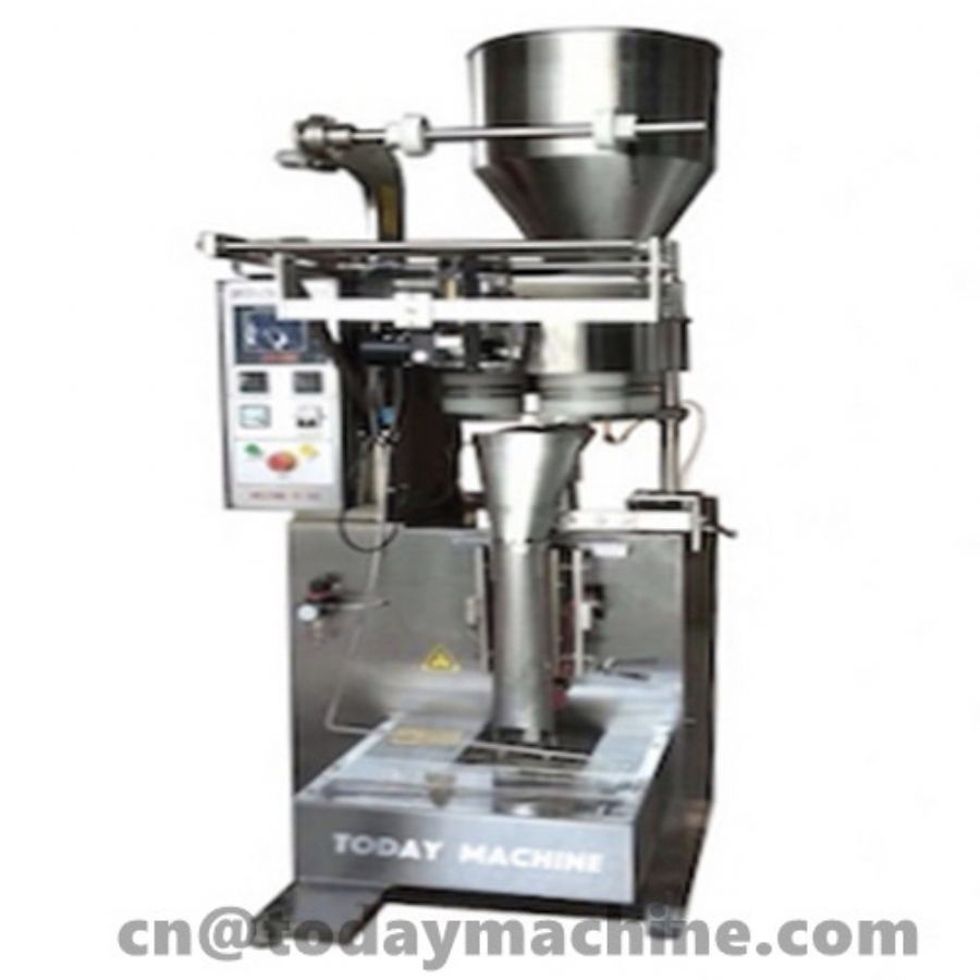 High Accuracy Dry Powder Packaging Equipment with  Volumetric Cup System