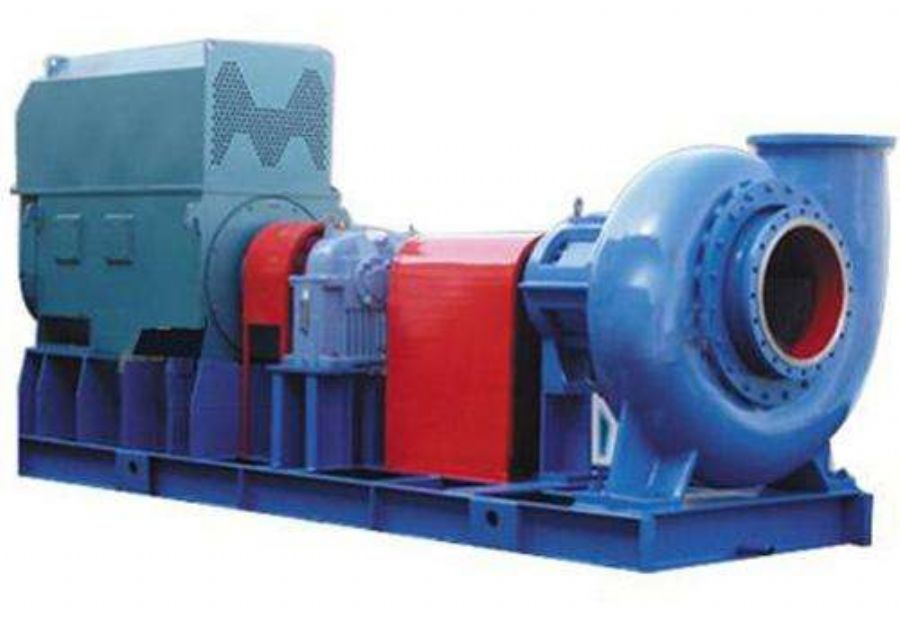 Desulfurization pump
