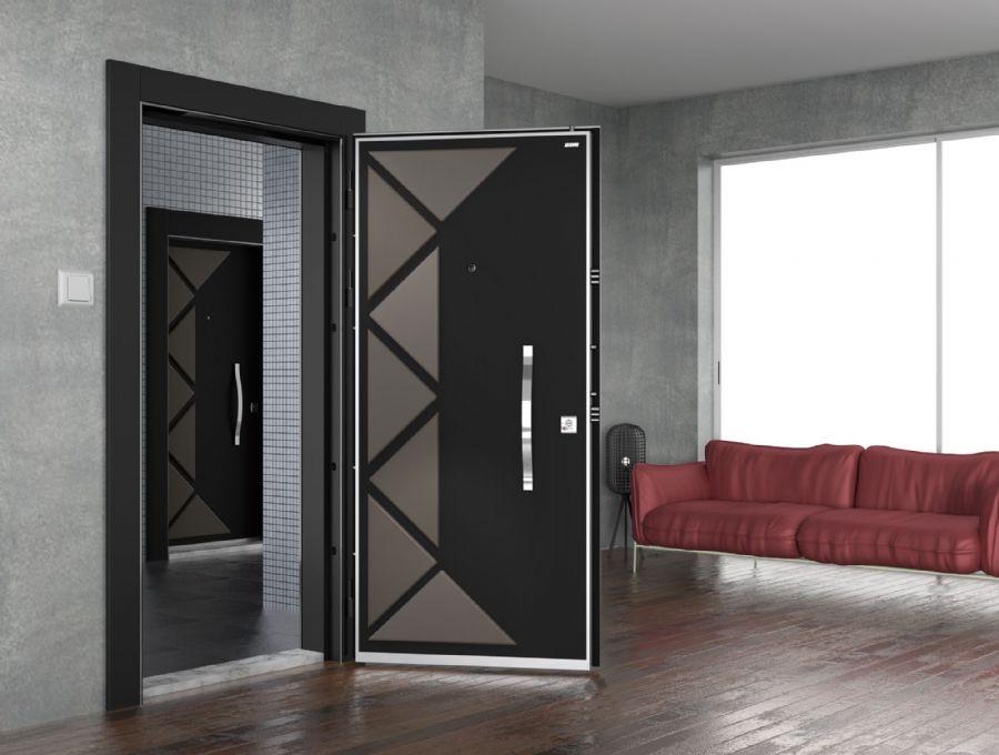 Nevada Çelik Kapı