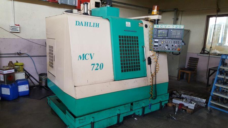 Dahlil M18 2003 Mode