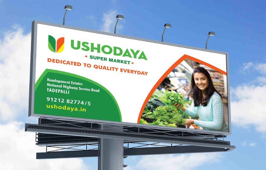 Ushodaya Super Marke