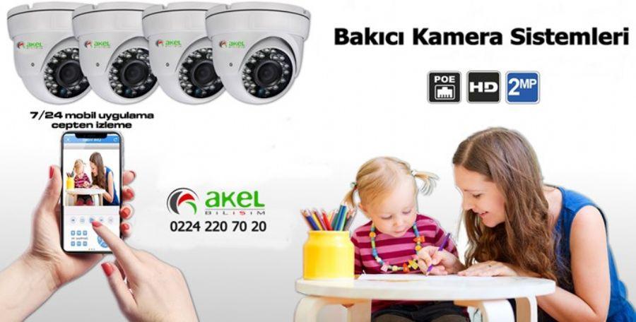 Bakıcı Kamera Sistem