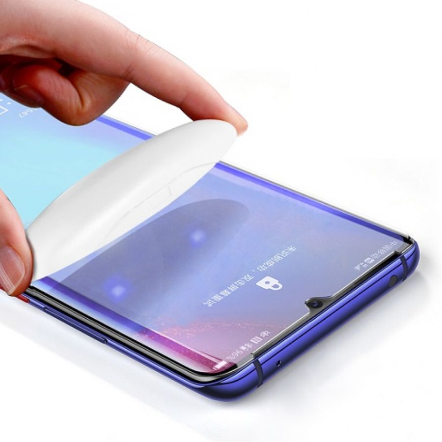 UV Optical Sensitive Touch Full Glue Screen Protector For Huawei P30 Pro