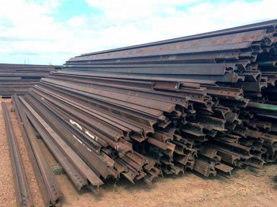 Rail scrop