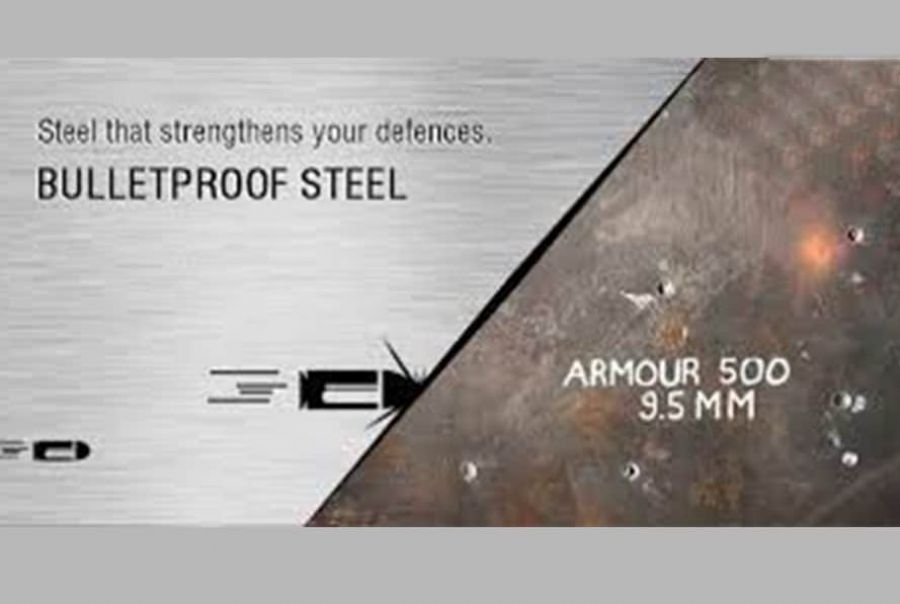 High tensile Armour