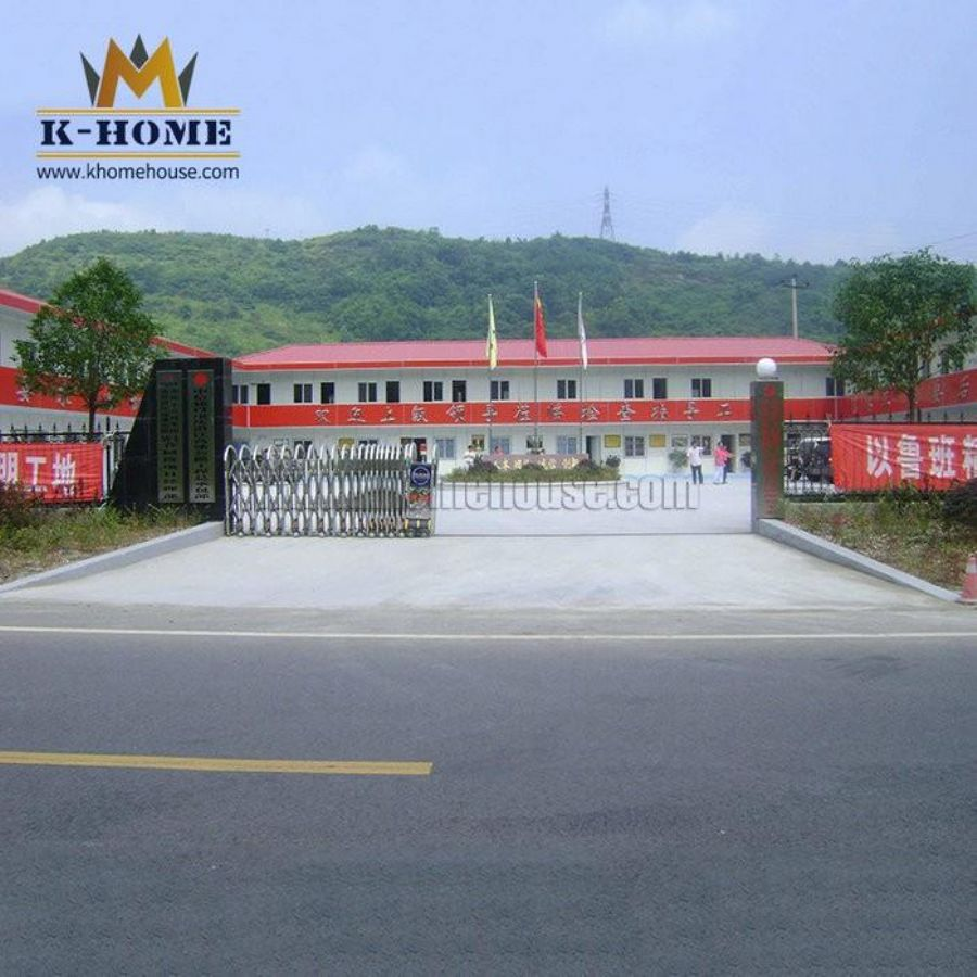 Fire Resistance Prefabricated Home
