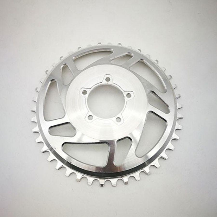 auto cnc milling spare components