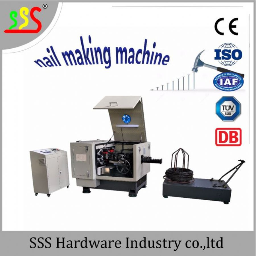 High Capacity Nail Making Machine Factory