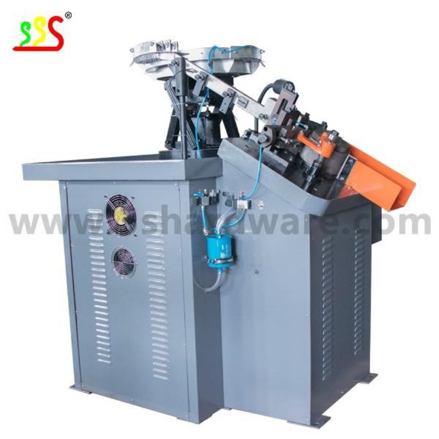 Thread Rolling Machine For Screw Nails