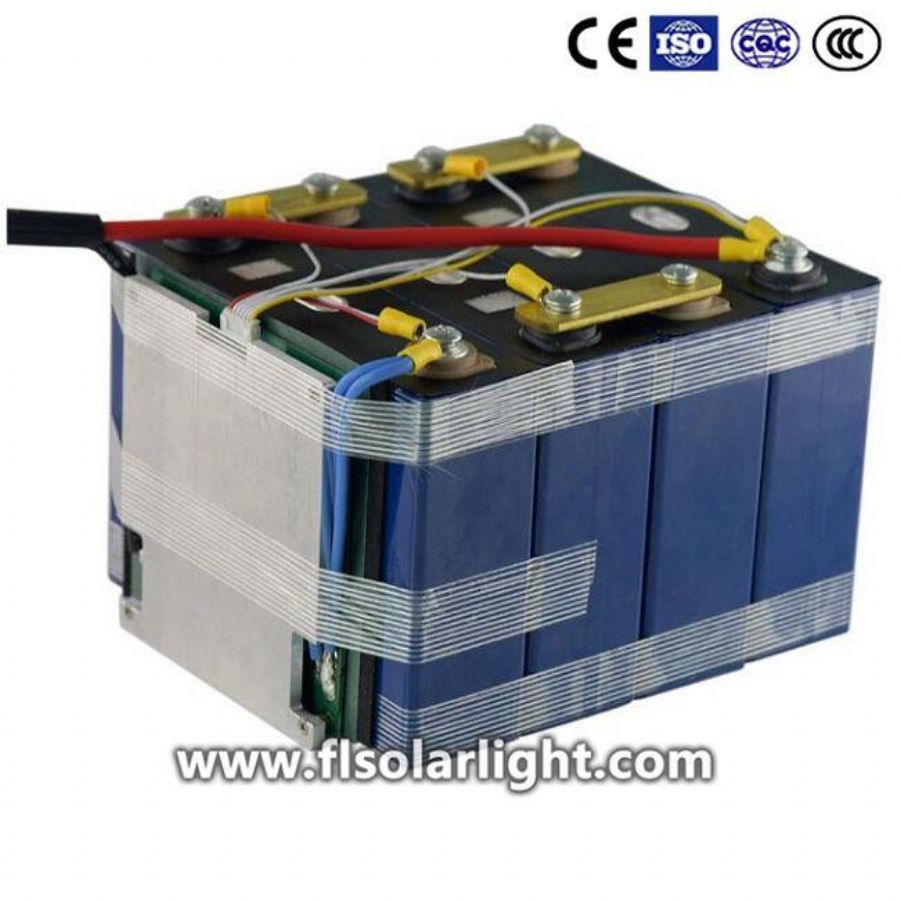 lithium iron phosphate battery solar