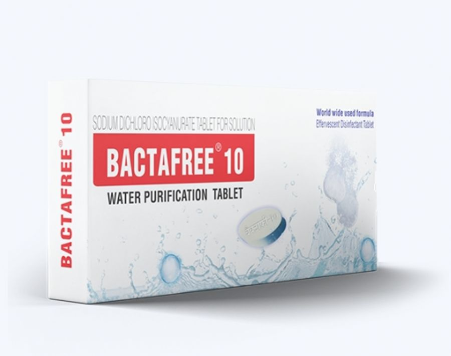Bactafree Tablets