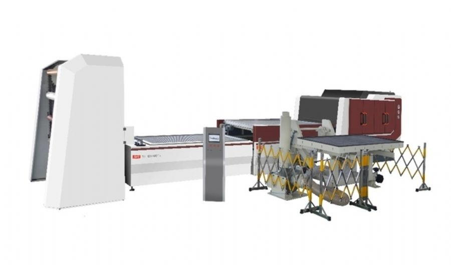 Air Press Laminating