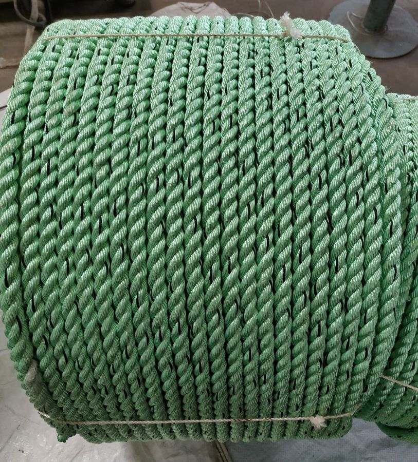 Polyester FDY Twisted Ropes
