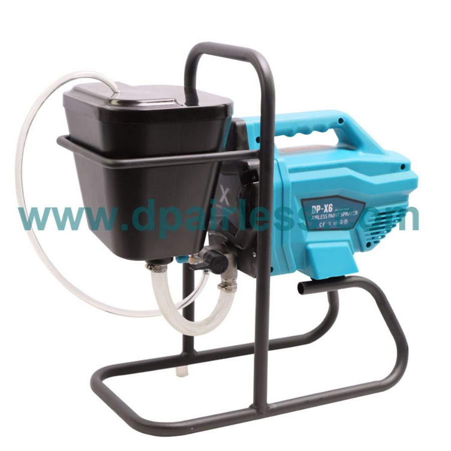 Electric Airless Paint Sprayers - piston pumps